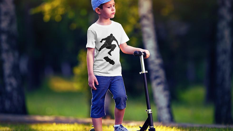 Swag unlimited kids skateboarde shirt
