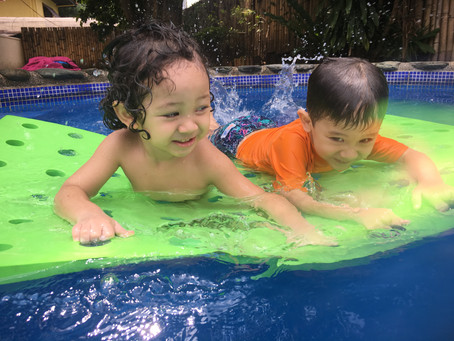 How Swimming Helps Children With Asthma