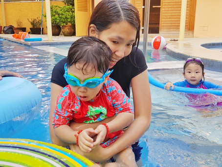 Three Benefits of Swimming as a Family