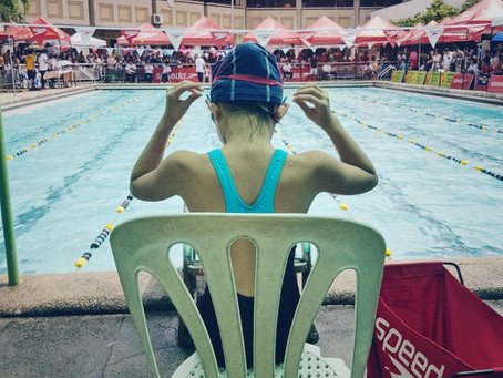Swimming and Diet: What Should You Eat?