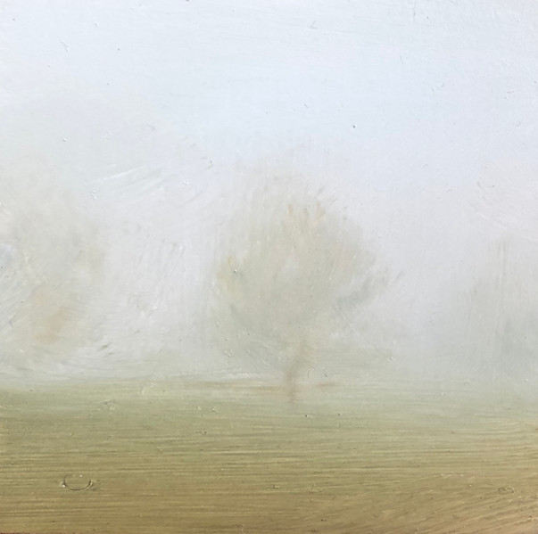 """""""Tuscan Study 2"""" 2019, Private Collection"""