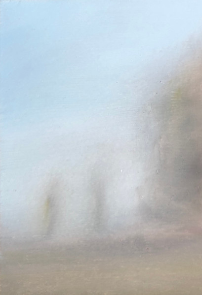 """Fog Study 1"" 2018"