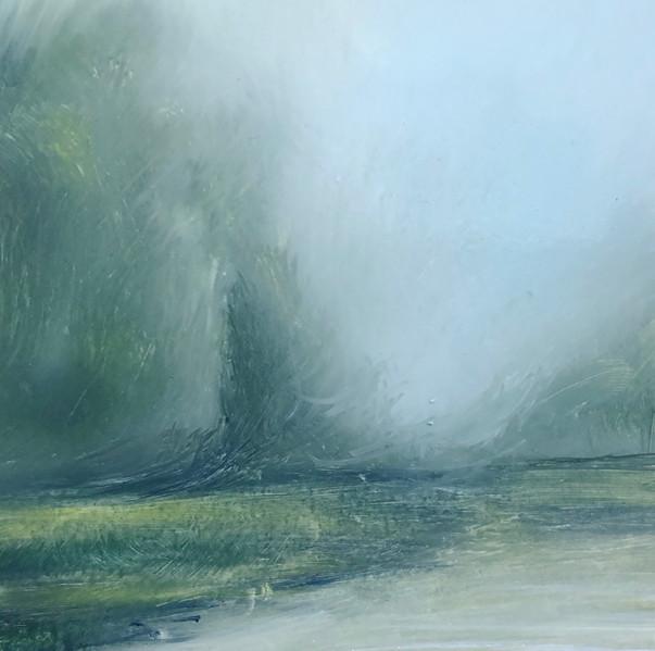 """Fog Study 4"" 2019"