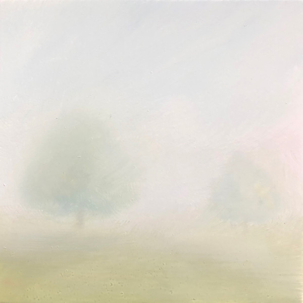 """Tuscan Fog Study 3"" 2019"
