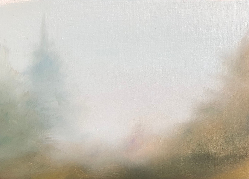 """Fog Study 2"" 2018"