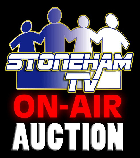 Stoneham TV's 8th Annual On-Air Auction!