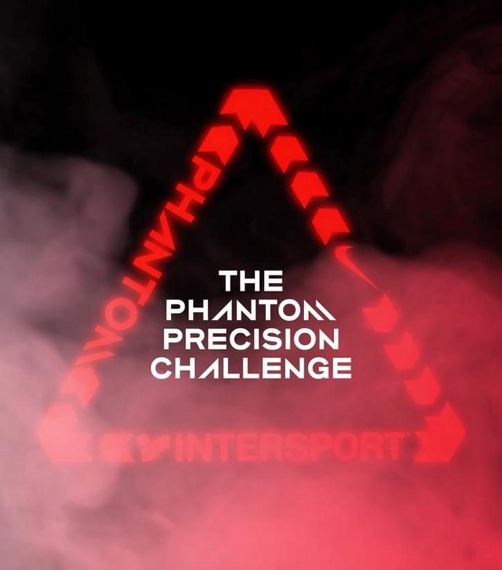 Ação On e Offline entre Nike Football, Intersport e RGST, para promover o lançamento da linha de chuteiras Phantom.  AMSTERDAM - HOL - 2018
