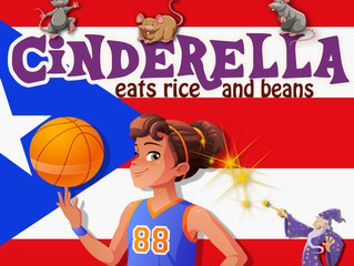 CINDERELLA EATS RICE AND BEANS (Available Today!)