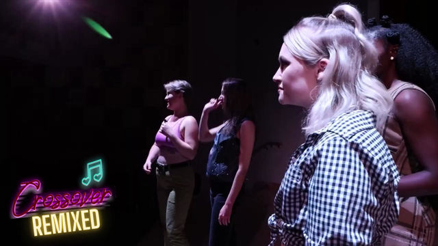 Crossover Remixed Premiered at Fringe 2021