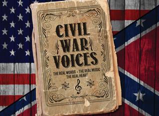 CIVIL WAR VOICES OPENS APRIL 25