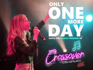 Crossover: a new pop musical premieres