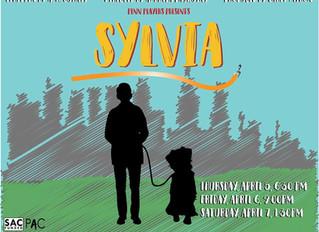 SYLVIA at UPenn opens tonight!