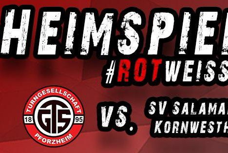 Kornwestheim zu Gast bei der TGS - Tickets im Onlineshop
