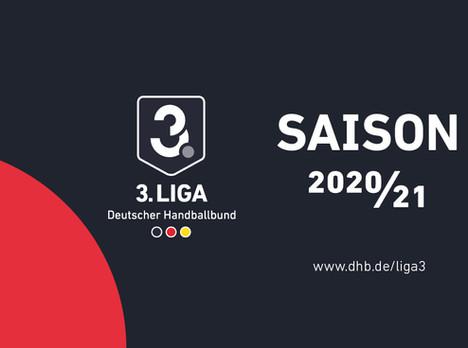 3.Liga Staffeleinteilung und Saisonstart im Oktober 2020