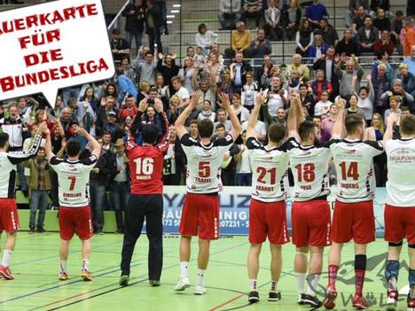 3.Handball-Bundesliga – Die stärkste 3.Liga … und die TGS Pforzheim ist dabei! Wir hoffen, Ihr auch!