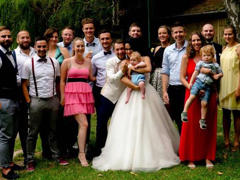 Handball-Hochzeit