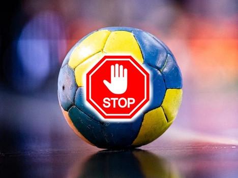 Eilmeldung: Kein BHV-Handball mehr bis Weihnachten!