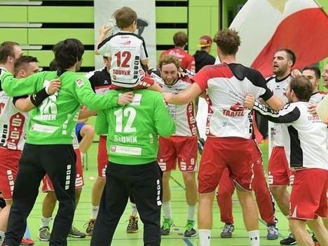 3.Liga: Der TGS-Express begeistert die Pforzheimer Handball-Fans