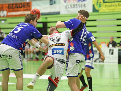 Handballsaison 2019/20 endgültig abgebrochen