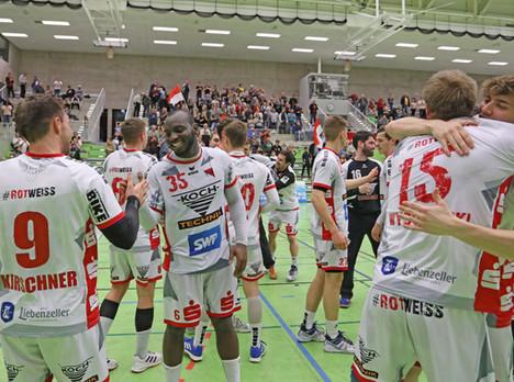Auf zum Schlusslicht: Handball-Drittligist TGS Pforzheim will nachlegen
