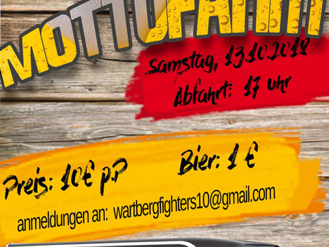 WF10 presents: Mottofahrt Haßloch!