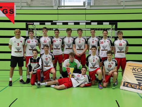 TGS B-Jugend dominiert Badenligaderby in souveräner Manier