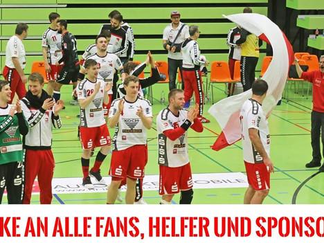 EINLADUNG für Jugendteams anderer Vereine und Sportarten zum letzten Heimspiel am kommenden Samstag!