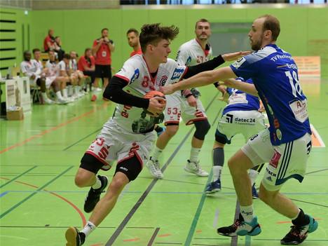 PZ: TGS Pforzheim kommt gegen Plochinger Team rechtzeitig in Fahrt