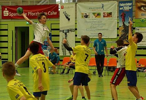 Männliche C-Jugend mit sensationellem Derbysieg!