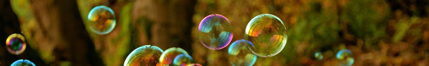 Image of soap bubbles