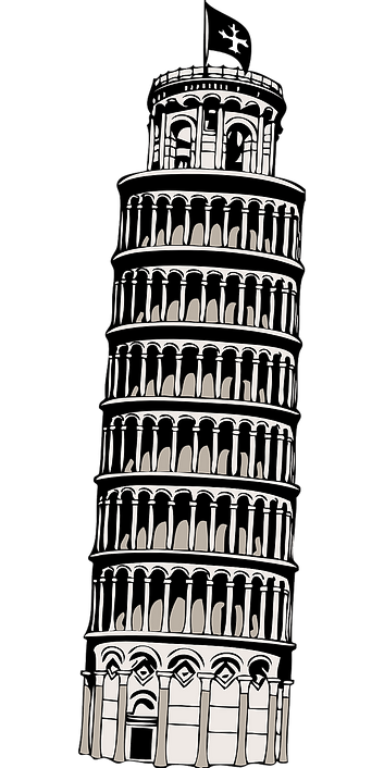 The Leanng Tower of Pisa