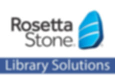 Rosetta Stone Library Solutions Logo