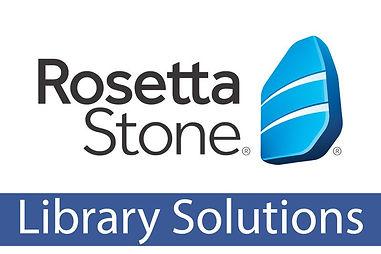 Rosetta Stone Library Solutions Logo