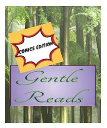 Image signifying Gentle Reads Comics for Teens