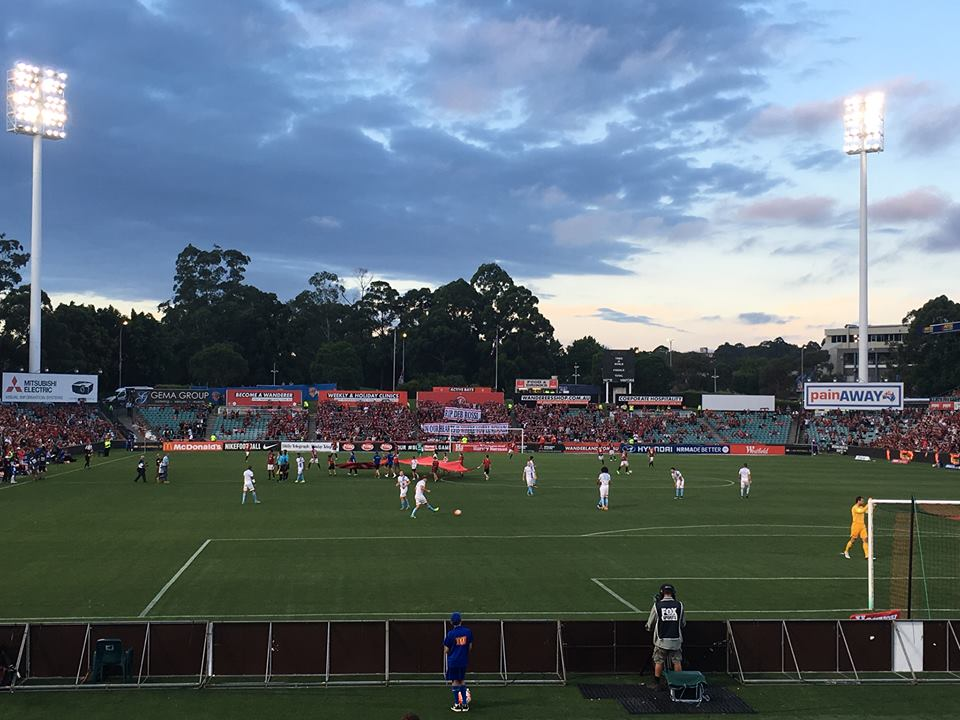 Wanderers Vs Melbourne City