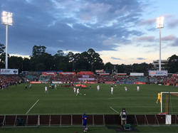 Wanderers Vs Melbourne City