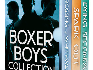 ALL THE BOXER BOYS: ALL IN ONE PLACE