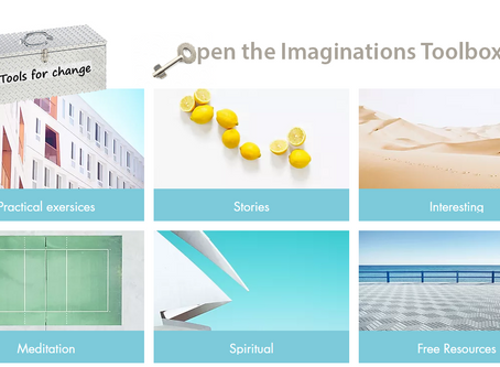 Open the Imaginations Toolbox