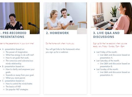 3-step webinar
