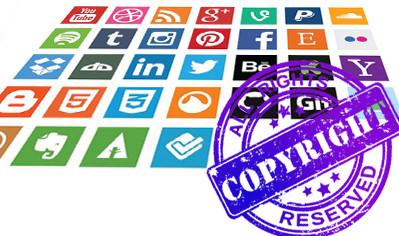 הפרות זכויות יוצרים באתרי אינטרנט