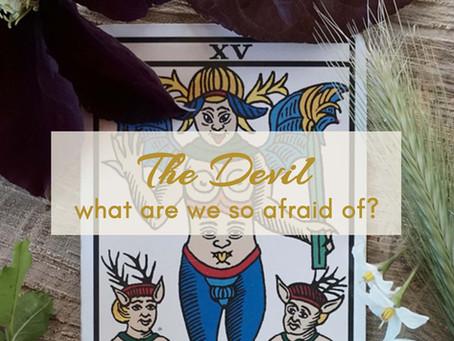 The Devil Tarot Card: Understanding a Complicated Tarot Figure