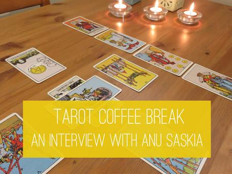 Tarot Interview with Anu Saskia