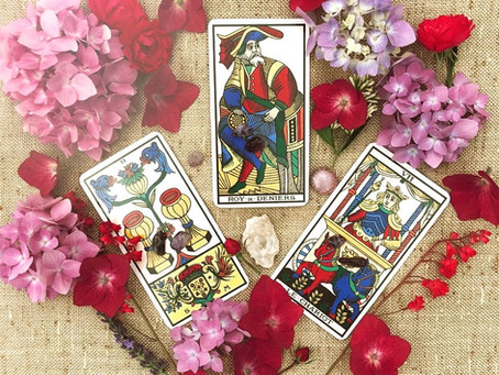 Summer Solstice Tarot Rituals: for Love, Growth and Healing