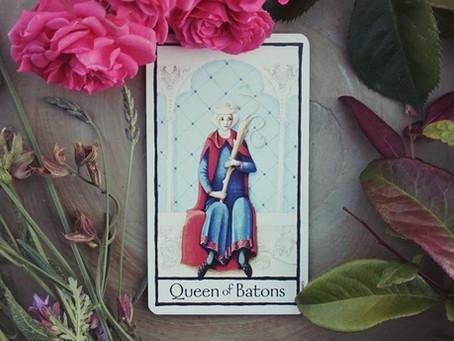 Women and Feminine Figures of Tarot Cards
