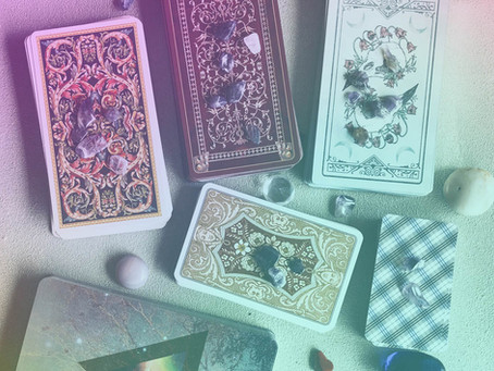 Welcoming a New Tarot Deck into Your Collection