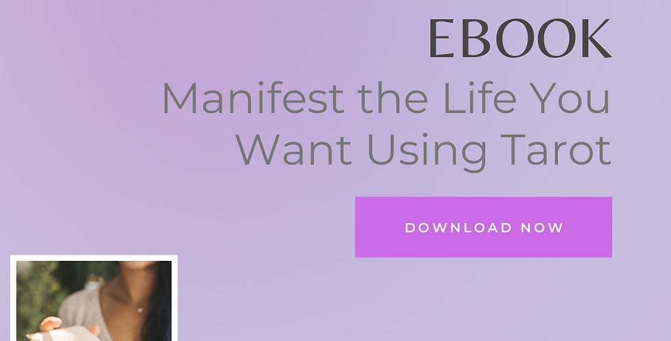 Manifest with Tarot eBook