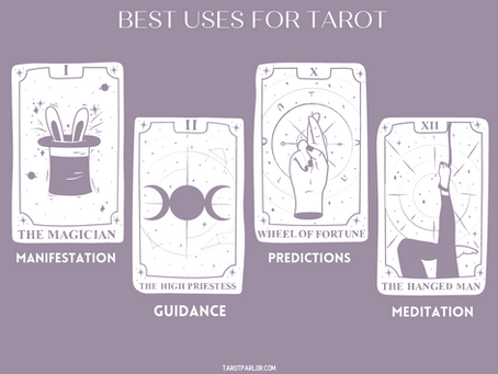 The Best Uses for Tarot