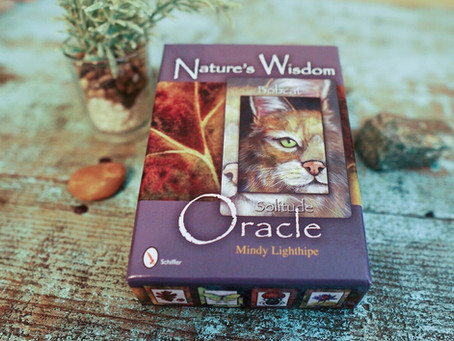 Nature's Wisdom Oracle Deck Review