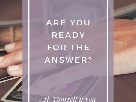 Most Important Advice for Your Tarot Reading