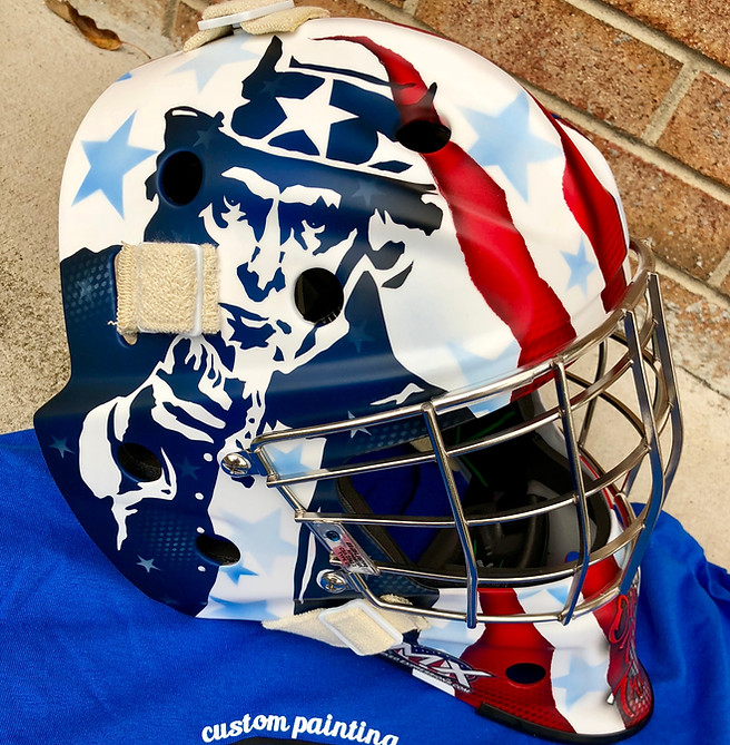 Uncle Sam Hockey Mask